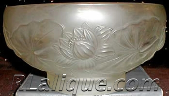 R. Lalique Bowl Fake