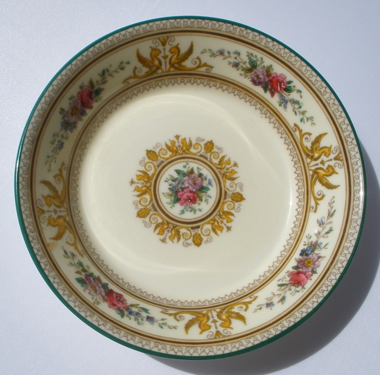 Wedgwood Columbia W726 Ivory Bone China Fruit Bowl or Vegetable Bowl 5 Inches : wedgewood tableware - pezcame.com