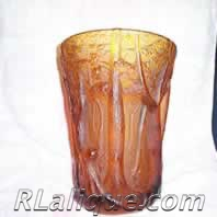 R Lalique Vase Fake