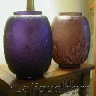 R.Lalique Vases Fake