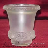 R.Lalique Vase Fake