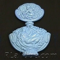 R. Lalique Perfume Bottle Fake - Not by Rene Lalique