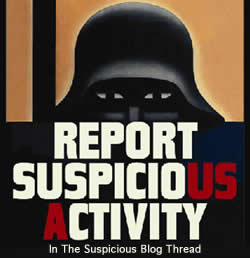Report Suspicious R. Lalique Activity