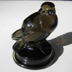 Moineau Bird Seal by Rene Lalique From An R Lalique Ashtray