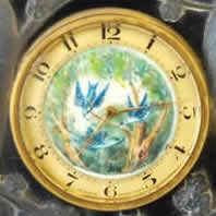 Rene Lalique Clocks