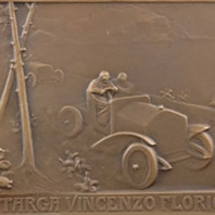 Rene Lalique Targa Vincenzo Florio Race Plaque