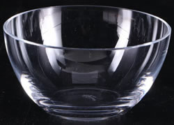 Uni Bowl - Lalique France Crystal Modern