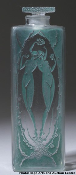 Lepage R.Lalique Perfume Bottle Rene Lalique