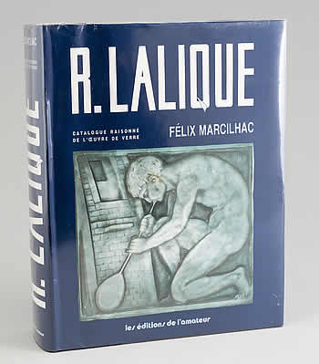 Rene Lalique  1994 Catalogue Raisonne Book