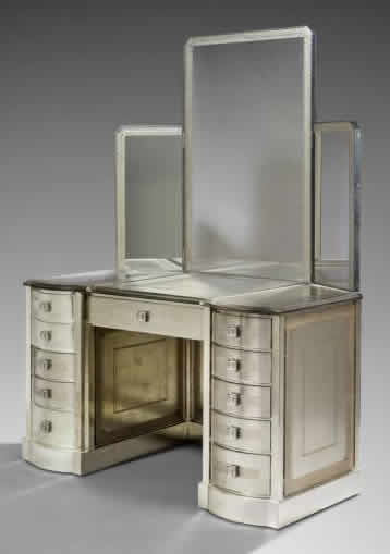 Rene Lalique Acacia Dressing Table
