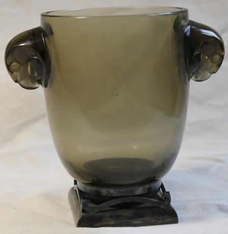 Rene Lalique Vase Albert