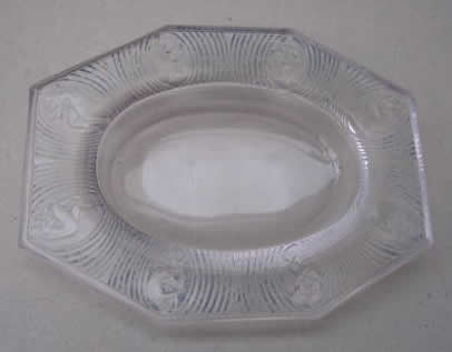 Rene Lalique Ashtray Alice