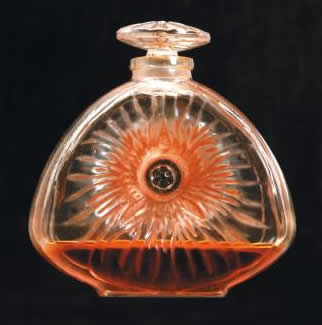 Rene Lalique Althea Perfume Bottle