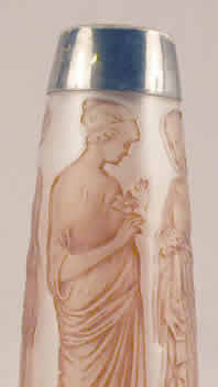 Rene Lalique Ambre Antique Atomizer