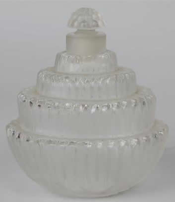 R. Lalique Ambroise Perfume Bottle