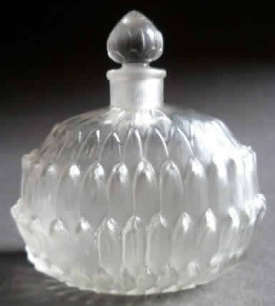 Rene Lalique Amelie Perfume Bottle