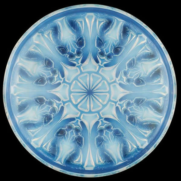 Rene Lalique Anges Bowl