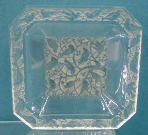 Rene Lalique Anna Ashtray