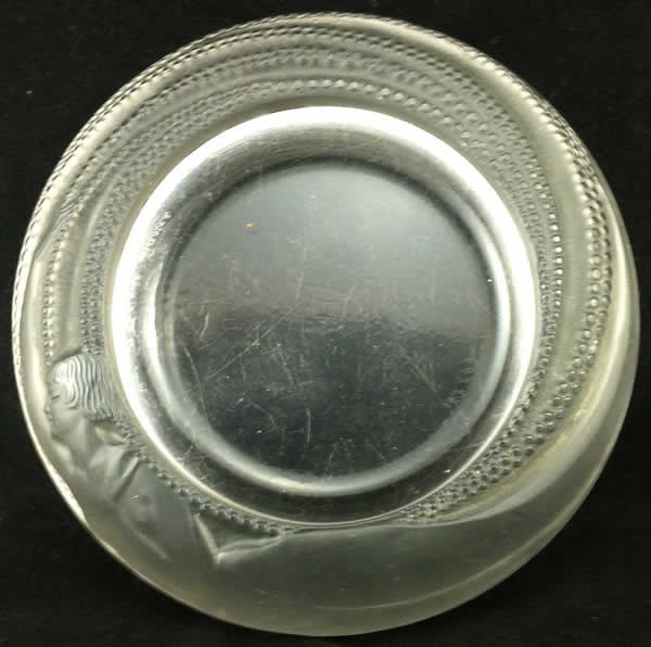 Rene Lalique Antheor Ashtray