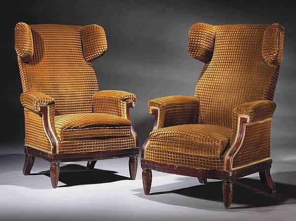 Delicieux Rene Lalique Pullman Cote Du0027Azur Armchair