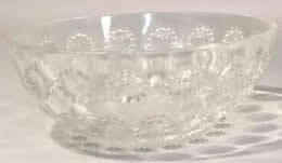 Rene Lalique Bowl Asters