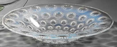 Rene Lalique Asters Coupe Ouverte