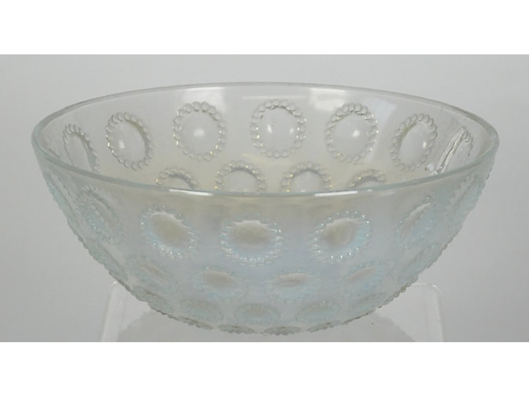 Rene Lalique Asters Bowl