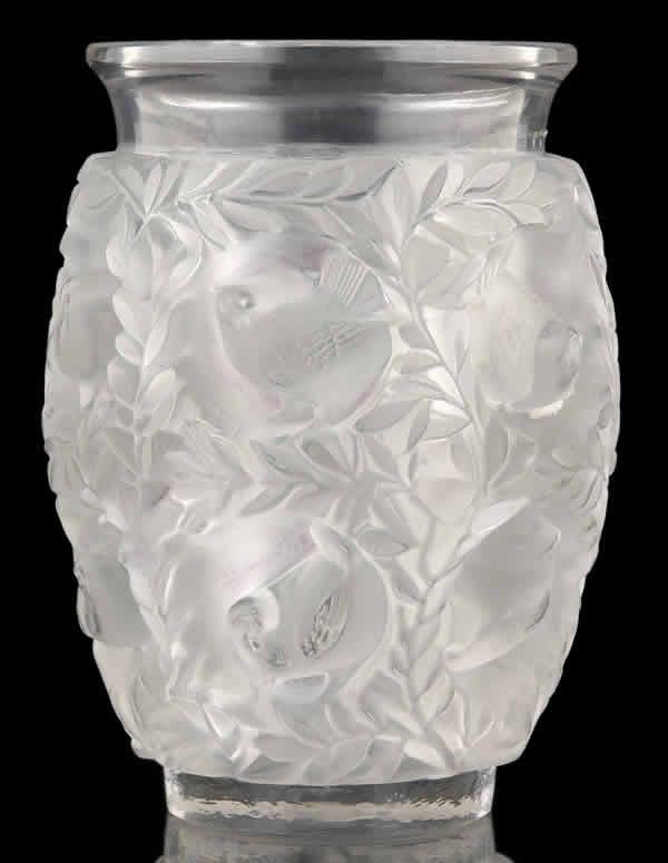 Rene Lalique Bagatelle Vase Rlalique Com
