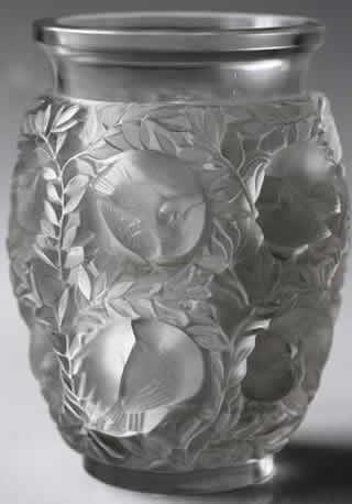 Rene Lalique Bagatelle Vase Images