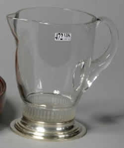 Rene Lalique Bambou-2 Pitcher