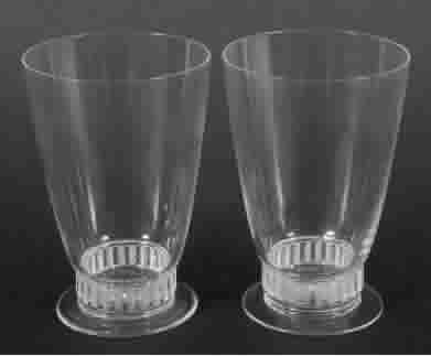 Rene Lalique Bambou-2 Glass