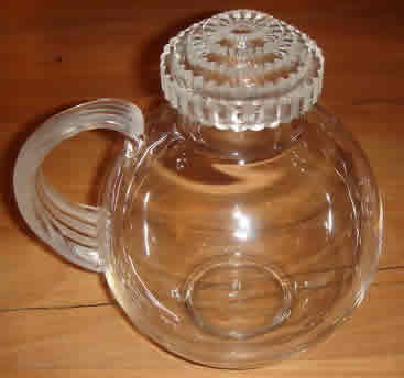 Rene Lalique Bambou Pitcher