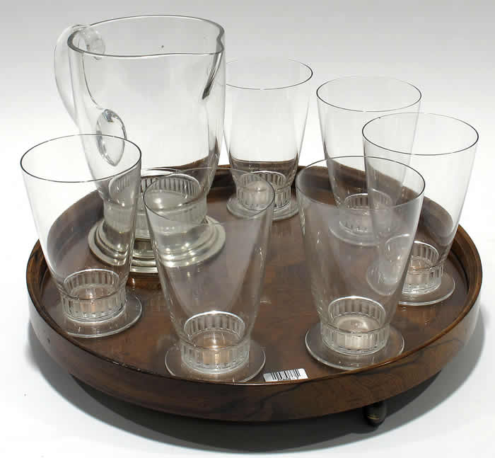 Rene Lalique Bambou Tableware