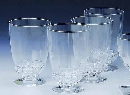 Rene Lalique Blois Glass
