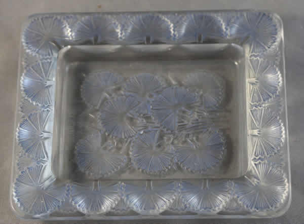 Rene Lalique Bluets Ring Tray