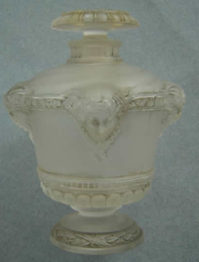 Rene Lalique Bouquet De Faunes Perfume Bottle