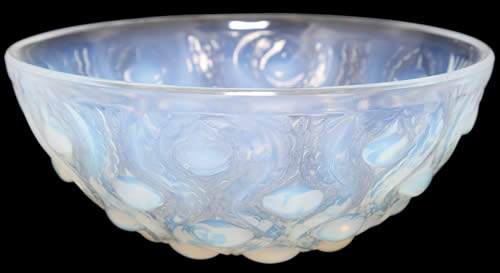 Rene Lalique  Bulbes Coupe
