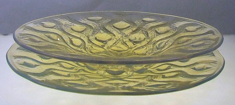 Rene Lalique Bulbes Tableware