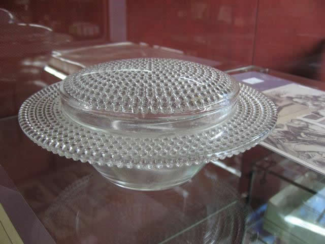 Rene Lalique Nippon-4 Bowl