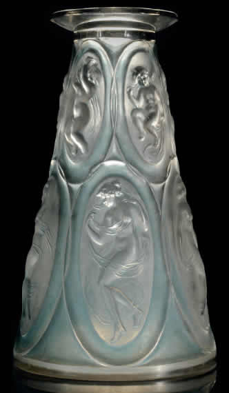 Rene Lalique Camees Vase
