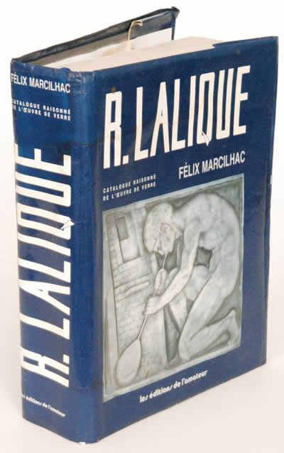 Rene Lalique  Catalogue Raisonne 1994 Book