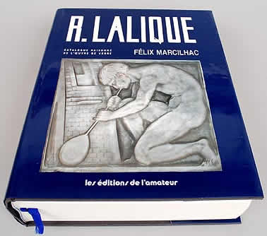 Rene Lalique  Catalogue Raisonne Book