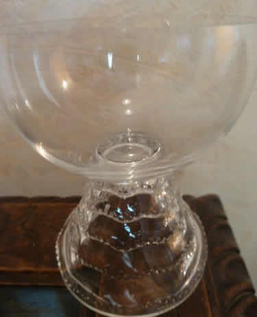 Rene Lalique Chambertin Glass