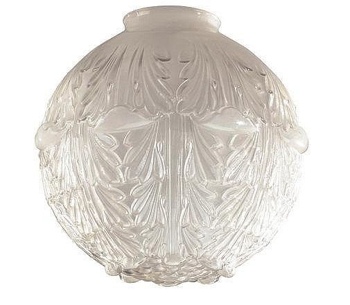 Rene Lalique Champs Elysees Chandelier