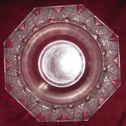 Rene Lalique Chantilly Bowl
