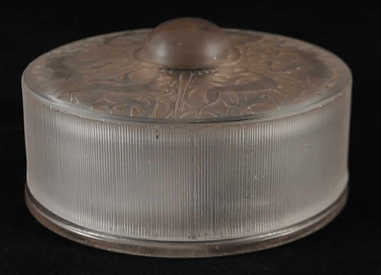 Rene Lalique Chantilly Box