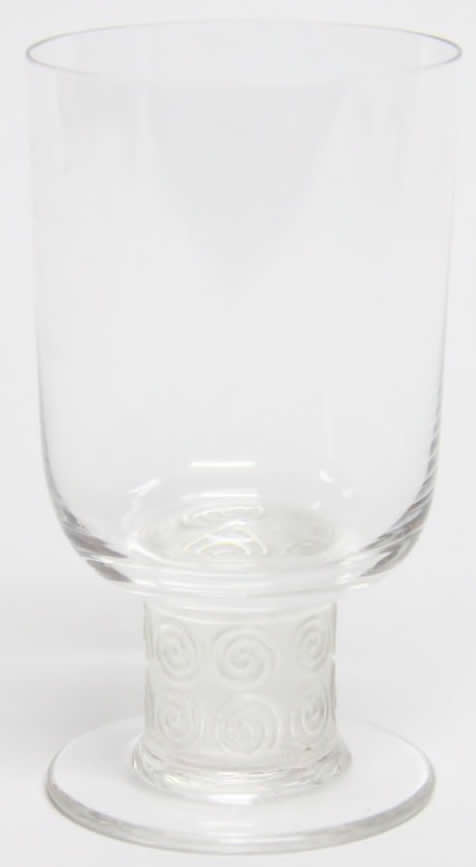 Rene Lalique Chinon Wine Glass