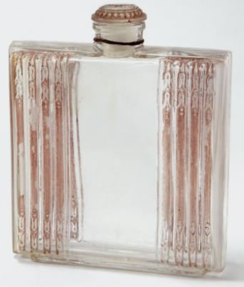 Rene Lalique Chypre D'Heraud Perfume Bottle