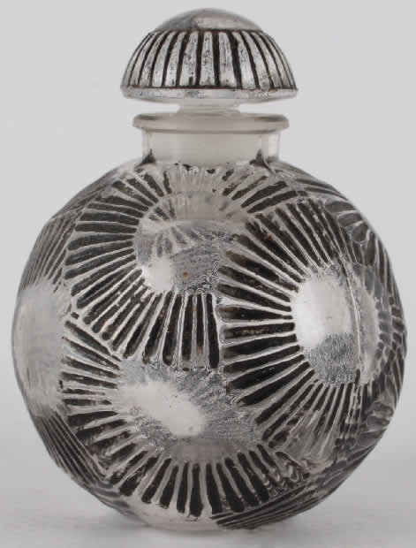 Rene Lalique Chypre Perfume Bottle