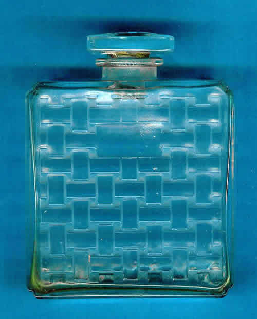 R. Lalique Chypre Perfume Bottle